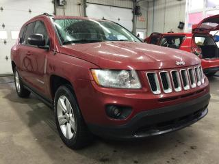 Used 2013 Jeep Compass 4WD Sport for sale in Boischatel, QC