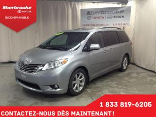 Used 2012 Toyota Sienna XLE for sale in Sherbrooke, QC