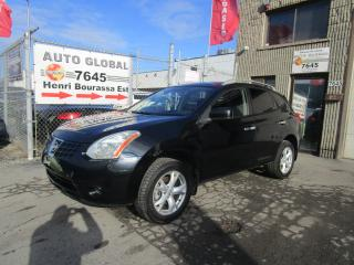 Used 2010 Nissan Rogue Traction intégrale 4 portes SL for sale in Montréal, QC