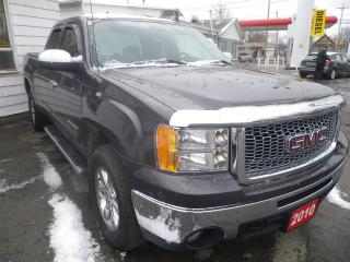 Used 2010 GMC Sierra 1500 SLT ext cab 4x4 for sale in Fort Erie, ON