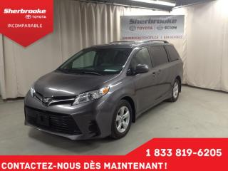 Used 2018 Toyota Sienna LE for sale in Sherbrooke, QC