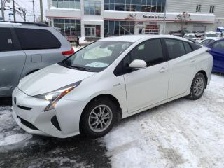 Used 2016 Toyota Prius for sale in Sherbrooke, QC