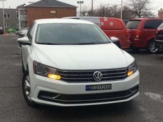 Used 2016 Volkswagen Passat Trendline+ for sale in Drummondville, QC
