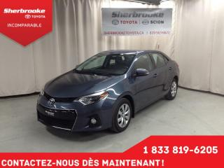 Used 2016 Toyota Corolla S for sale in Sherbrooke, QC