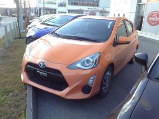 Used 2015 Toyota Prius C for sale in Sherbrooke, QC