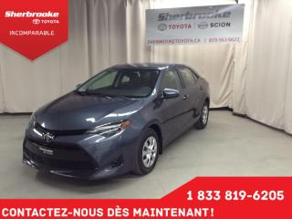 Used 2017 Toyota Corolla CE for sale in Sherbrooke, QC