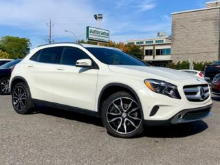 Used 2015 Mercedes-Benz GLA 250 4 matic awd for sale in Drummondville, QC