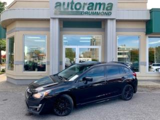 Used 2016 Subaru Impreza Wagon 2.0i sport awd for sale in Drummondville, QC