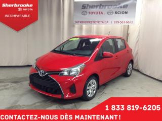 Used 2015 Toyota Yaris LE for sale in Sherbrooke, QC