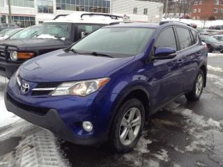 Used 2014 Toyota RAV4 XLE for sale in Sherbrooke, QC