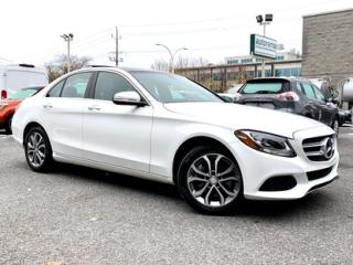 Used 2015 Mercedes-Benz C-Class C 300 4MATIC for sale in Drummondville, QC