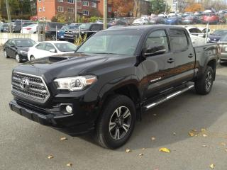 Used 2016 Toyota Tacoma TRD Sport for sale in Sherbrooke, QC