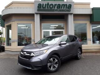 Used 2018 Honda CR-V LX for sale in Drummondville, QC
