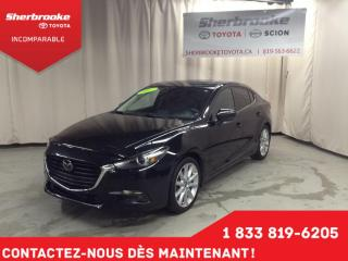 Used 2017 Mazda MAZDA3 GT for sale in Sherbrooke, QC