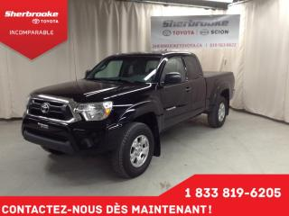 Used 2015 Toyota Tacoma SR5 for sale in Sherbrooke, QC