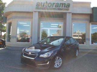 Used 2015 Subaru Impreza 2.0i AWD for sale in Drummondville, QC