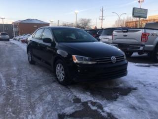 Used 2016 Volkswagen Jetta Trendline for sale in Drummondville, QC