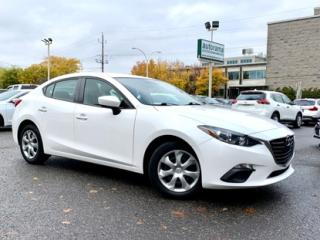 Used 2015 Mazda MAZDA3 GX for sale in Drummondville, QC