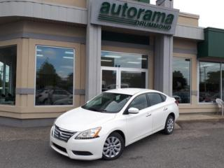 Used 2013 Nissan Sentra S for sale in Drummondville, QC