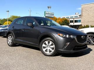 Used 2017 Mazda CX-3 Awd gx for sale in Drummondville, QC