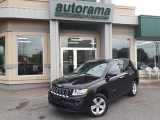 Used 2012 Jeep Compass North Edition for sale in Drummondville, QC