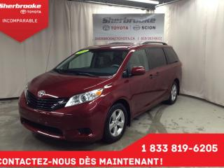 Used 2014 Toyota Sienna for sale in Sherbrooke, QC
