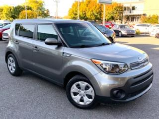 Used 2017 Kia Soul LX for sale in Drummondville, QC