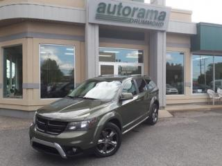 Used 2016 Dodge Journey AWD Crossroad for sale in Drummondville, QC
