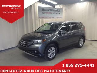Used 2014 Honda CR-V Touring for sale in Sherbrooke, QC