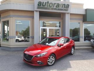 Used 2015 Mazda MAZDA3 GS NAVIGATION for sale in Drummondville, QC