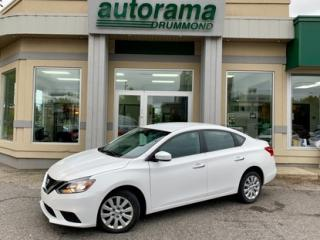 Used 2016 Nissan Sentra S for sale in Drummondville, QC