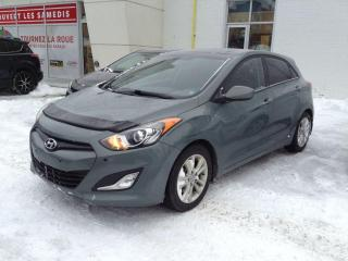 Used 2013 Hyundai Elantra GT GLS for sale in Sherbrooke, QC