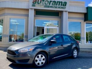 Used 2016 Ford Focus S for sale in Drummondville, QC