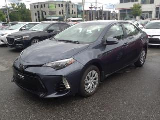 Used 2017 Toyota Corolla SE for sale in Sherbrooke, QC