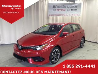 Used 2016 Scion iM for sale in Sherbrooke, QC