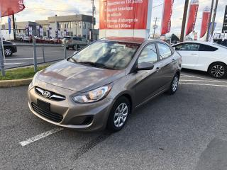 Used 2012 Hyundai Accent GL AUTOMATIQUE WOW 24 738 KM for sale in Laval, QC