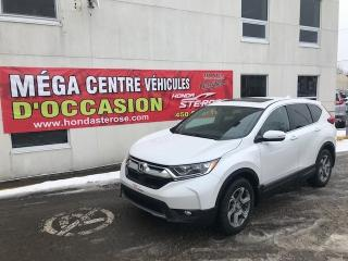 Used 2019 Honda CR-V EX AWD COMME UN NEUF for sale in Laval, QC