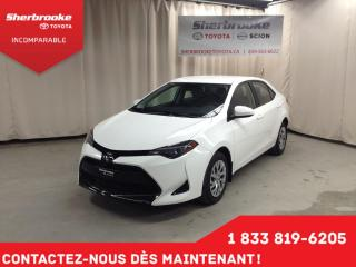 Used 2017 Toyota Corolla LE for sale in Sherbrooke, QC