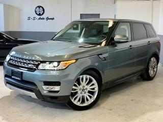 Used 2014 Land Rover Range Rover Sport HSE for sale in Oakville, ON