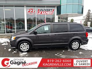 Used 2016 Dodge Grand Caravan SXT STOW & GO PNEU DHIVER for sale in Grenville, QC