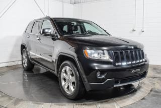 Used 2012 Jeep Grand Cherokee LIMITED CUIR TOIT NAVI for sale in St-Hubert, QC