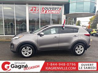 Used 2018 Kia Sportage LX AUT MAG SIEGE CHAUFFANT for sale in Grenville, QC
