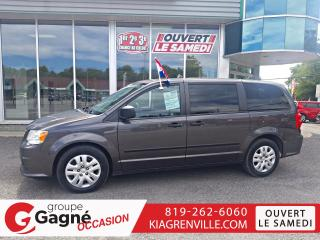 Used 2017 Dodge Grand Caravan 7 PLACES CAMERA RECUL for sale in Grenville, QC