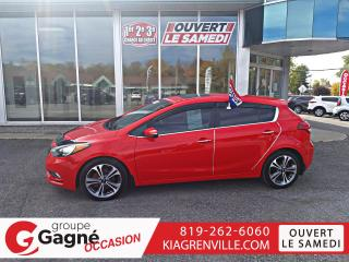 Used 2016 Kia Forte5 LX+ AUT MAG TOIT DEMARREUR for sale in Grenville, QC