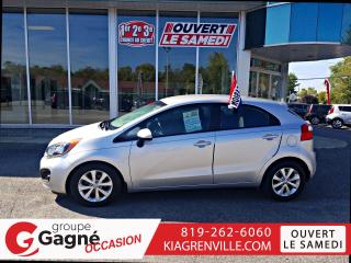 Used 2015 Kia Rio5 EX AUT MAG 5 PORTES for sale in Grenville, QC
