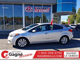 Used 2016 Kia Forte EX AUT TOIT MAG SIEGE CHAUFFANT for sale in Grenville, QC