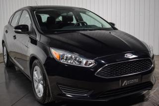 Used 2018 Ford Focus SE HATCH A/C MAGS CAMERA DE RECUL for sale in St-Hubert, QC