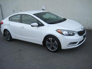 Used 2014 Kia Forte Sdn Man EX for sale in Montréal, QC