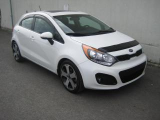 Used 2013 Kia Rio5 Sx At for sale in Montréal, QC