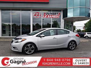 Used 2016 Kia Forte EX AUT MAG SIEGE CHAUFFANT TOIT for sale in Grenville, QC
